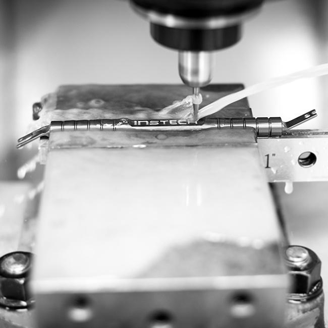machining a grabber tool