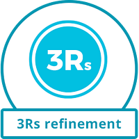 3Rs refinement