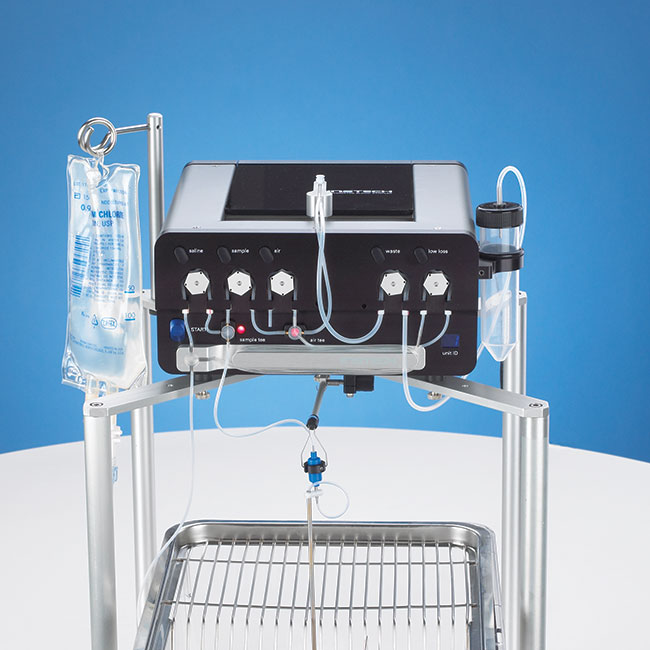Automated Blood Sampler (ABS2)
