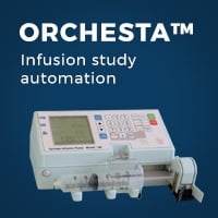 OrchesTA infusion study automation