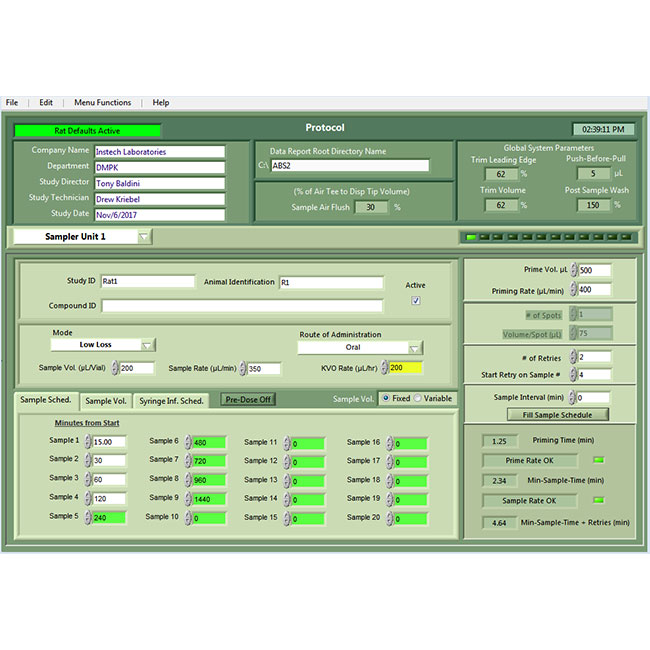 ABS2 Software